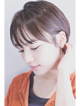 【kate 大宮】大人ショート×ショコラブラウン