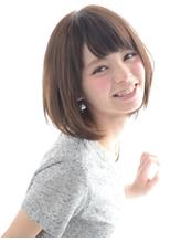 大沼圭吾フリンジバングひし形カールグレージュ&スポンテニアス .28