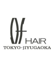 オブヘアージユウガオカ(Of HAIR Jiyugaoka)