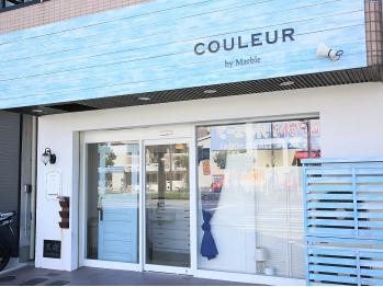 クルール バイ マーブル(COULEUR by Marble)(大阪府大阪市鶴見区/美容室)