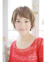 美髪デジタルパーマ/バレイヤージュノーブル/クラシカルロブ/369 Oggi.12