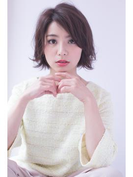 shiomi H柔らかミディアムヘア【パーソナルカラーセミウェット】