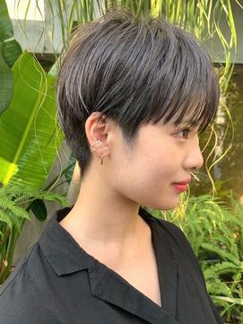 【New(8月)】メンズライクなショートスタイル