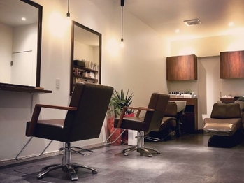 チルヘアデザイン(chill hair design)(福岡県福岡市中央区/美容室)