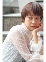 【上杉真紀】マッシュショート.12