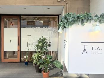 ティーエーヘアデザイン(T.A. HAIR DESIGN)(大阪府大阪市北区/美容室)