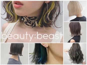 ビューティービースト 前田店(beauty beast)(沖縄県浦添市/美容室)