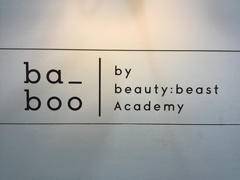 バブーバイビューティビーストアカデミー 熊本店(ba-boo by beauty:beast Academy)(熊本県熊本市)