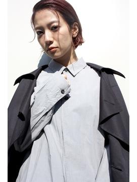 【penelope】 廣重 洋平  モード×クールショート