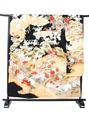レンタル振袖FS-47 65000円《東京着物レンタル/六本木月下美人》
