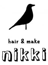 ヘアーアンドメイク ニッキ(hair&make nikki)