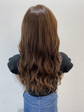 Hair Salon for D × コテ巻きウェーブ