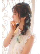 ☆乙女なおさげアレンジ☆ おさげ.41