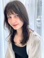 『 カット + メラニンブレイクカラー 』new☆y-28 suburbia