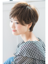 中野BIRTH☆シンプル耳かけショート.30