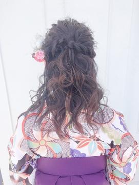 袴&振袖※卒業式&成人式スタイル3