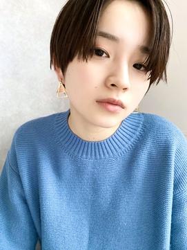 【December】ハンサムショート マッシュショート♪