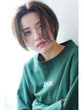 【air-FUKUOKA】大人かわいいハンサムショート 黒髪も可.20