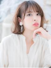 *mod's上尾*大人かわいい☆くせ毛風ラフカールa.24