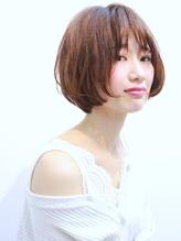 【morio成増】人気◯愛されショートボブ ブランジュ 秋カラー.34
