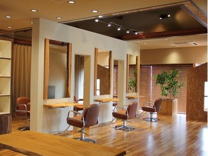 ヘアーサロンコモレビ(hair salon komorebi) image