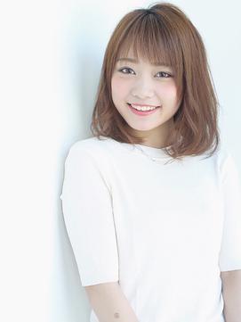《K-two栄・矢場町》【丸顔さん解消スタイル】ニュアンスボブ☆