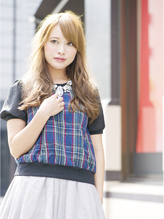 【Lond fille】大人可愛いナチュラルウェーブ 男ウケ.59
