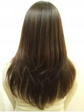 大人女性の髪の悩みにあわせたナチュラル×上品なStyleが人気♪いつまでも綺麗をキープ☆