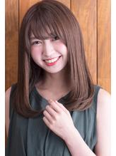 大人かわいい×ストレート【hair salon lico】03-5579-9825.36
