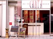 アース 横浜店(HAIR&MAKE EARTH)の店内画像