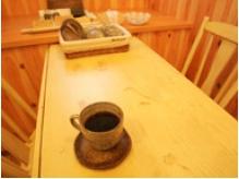 コーヒー・ジュース・お茶などの無料ドリンクのサービス♪