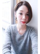 [OCEAN Hair&Life]大人モードなミニマムボブ☆.49