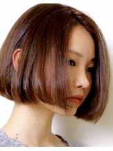 【wagon hair】ワンカールワンレングス ワンレングス.60