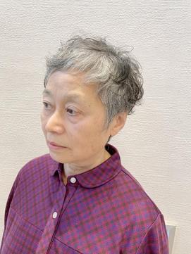 【淡路chlori】ミセスカジュアルヘア