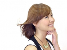 【ナノオーガニックカラー¥3024】低刺激で白髪染めも綺麗に仕上がる!白髪が浮きやすい方にもおすすめ◎
