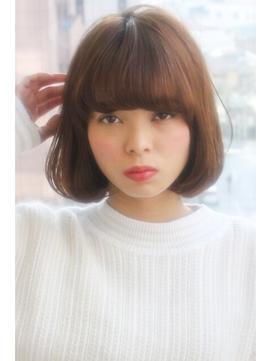 【lamp hair 池袋】女子力UP◎アンティークボブ♪No.5