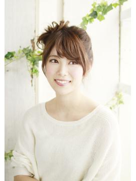 美髪デジタルパーマ/バレイヤージュノーブル/クラシカルロブ/555