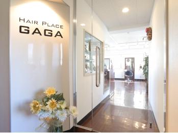 ヘアープレイス ガガ(Hair place GAGA)(兵庫県神戸市西区)