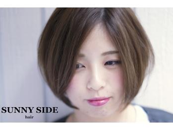 サニーサイド 中崎町(SUNNY SIDE)(大阪府大阪市北区/美容室)