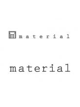 マテリアル(material)