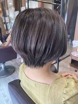 ☆PASSION長町南☆くびれショート/髪質改善