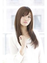 小顔効果のハイレイヤー シャギー×うざシースルースタイル シャギー.19