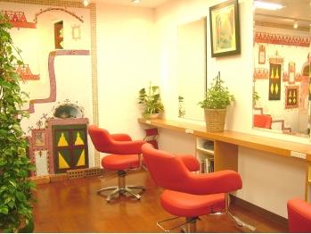 トータルビューティーサロン ホットニコ(total beauty salon HOT NICO)(神奈川県相模原市/美容室)