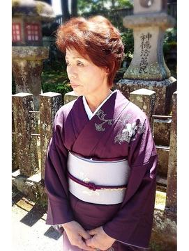 着物・きもの・KIMONO☆和装でおもてなし