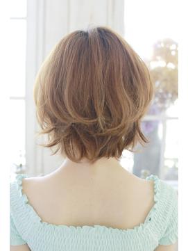 吉祥寺3分黒髪ホワイトアッシュショートパーマエアリーミディ006