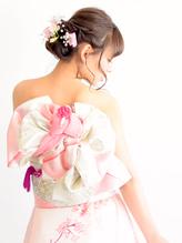 ふりそDEドレスでウエディング!! 入学式.24