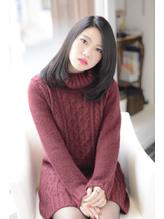 【ワンカール】セミロング×モテ髪☆ 社会人.47