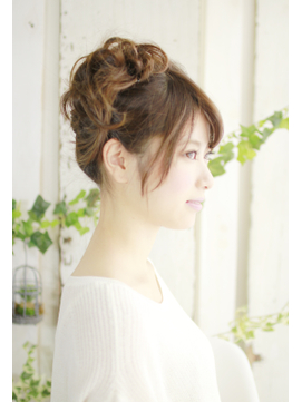 美髪デジタルパーマ/バレイヤージュノーブル/クラシカルロブ/556