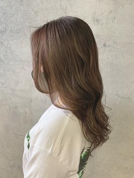 透明感カラー/髪質改善/20代30代40代/トリートメント/ヘアケア