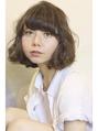 【lamp hair 池袋】憧れの外国人風ボブ♪